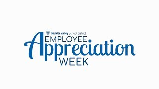 2018 Employee Appreciation Week