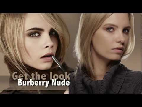 Make Up Tutorial: How to get the Burberry Nude Autumn/Winter look