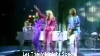 ABBA LET THE MIDNIGHT SPECIAL Lyrics Subtitled
