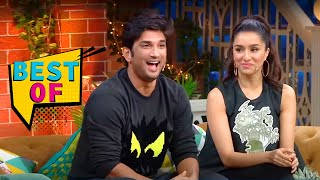 Kapil Becomes 'Chhichhore' With Sushant And Shraddha | Best of Uncensored |The Kapil Sharma Show