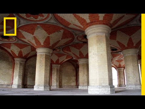 Rare Look Inside the Secret Passageway to London's Lost Crystal Palace | National Geographic thumbnail