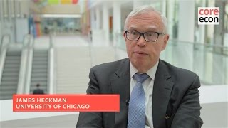 James Heckman: The Economics of Inequality and Childhood Education