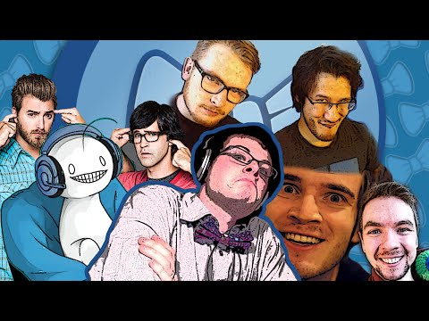 Rap's and RIP (Daniel, Jacksepticeye, Pewdiepie, Rhett & Link/ GMM, and Cryaotic | Vlog #5