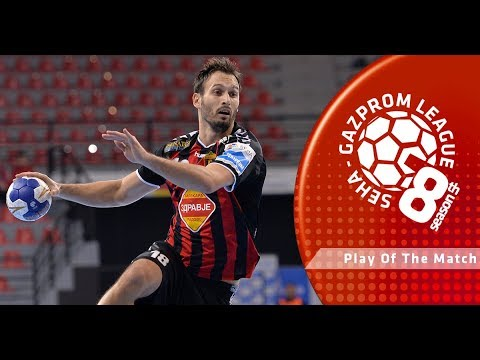 Play of the match: Igor Karacic (Vardar vs Tatran Presov)