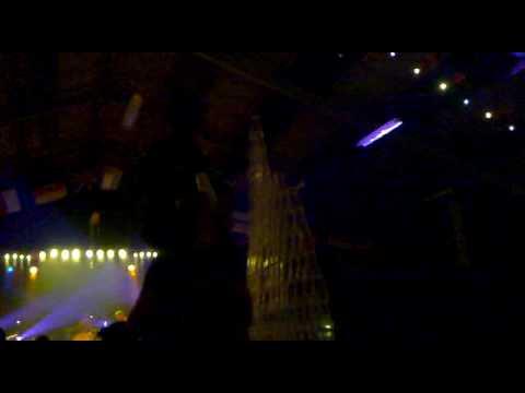Goldwing Treffen Wanroij 2010 - Beker stapelen