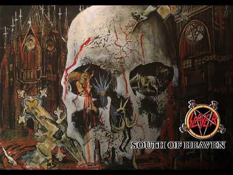 Slayer - South Of Heaven (instrumental)