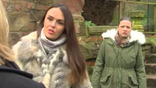 Hollyoaks March 19th 2014 - 2/3 (The Roscoes Are Ransacked)