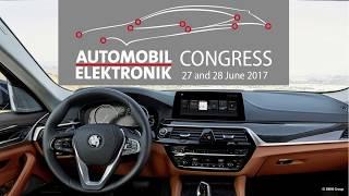 nvidia at automobil elektronik congress 2017
