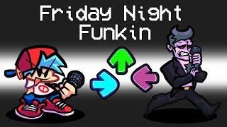 FRIDAY NIGHT FUNKIN Mod in Among Us