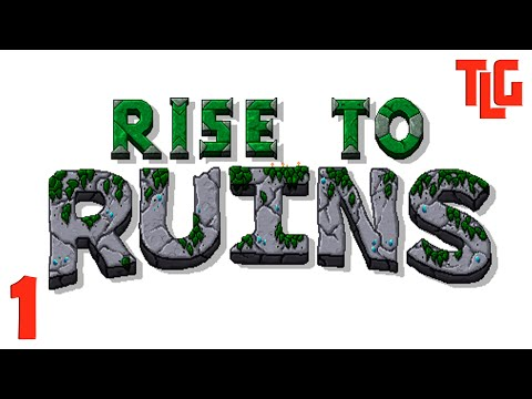 Прохождение игры Rise to Ruins. Часть 1. TimeLapse Game