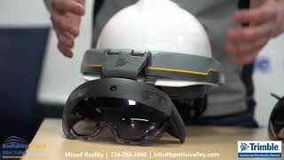 Trimble XR10 vs. Microsoft HoloLens 2 – What's the Difference?
