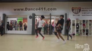 """Chance The Rapper - """"No Problems""""  Choreography By Jeremy Green"""