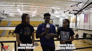 PSN Spotlight: Lovejoy's Genesis Bryant and Anaya Boyd