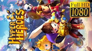 Hyper Heroes: Marble-Like Rpg Game Review 1080P Official 90Km Limited