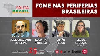 #aovivo | Fome nas periferias Brasileiras