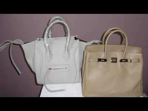 BAG HAUL FEATURING ALIEXPRESS, EBAY, TEDDY BLAKE, AND MORE!
