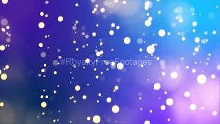 bokeh lights hd | blue bokeh background | blue light bokeh background | #bokeh Royalty Free Footages