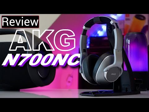 AKG N700NC ANC Headphone Review – Just Give Me The V-Bucks