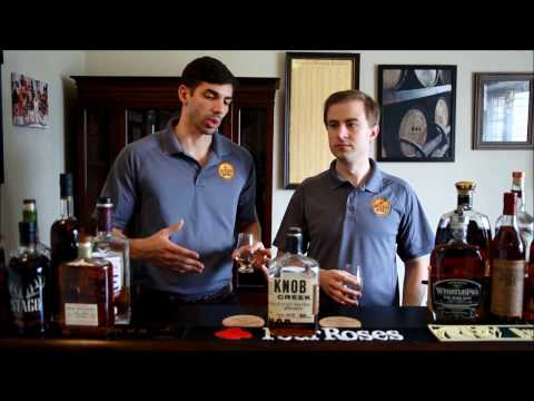 Bourbon Brothers Review No. 145 | Knob Creek Straight Bourbon Whiskey