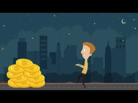 Animation 2D What Is Bitcoin