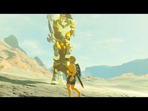 Why are Gold Lynels so Easy? - Zelda Breath of the Wild