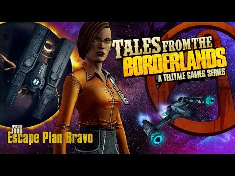 Tales from the Borderlands Episode 4 - 'Escape Plan Bravo' Trailer thumbnail