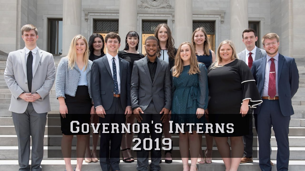 2019 Governor's Office Interns