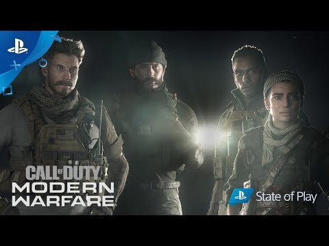 The Story Of Modern Warfare Playstation Blog