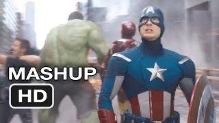 Avengers   Ultimate Heroes Mashup HD