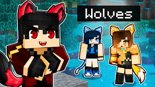 Beware of the WOLF in Minecraft!