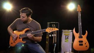Periphery's Misha Mansoor Showcases his Signature Juggernauts