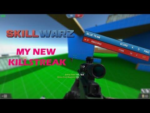Skillwarz | 41 Killstreak 56-4