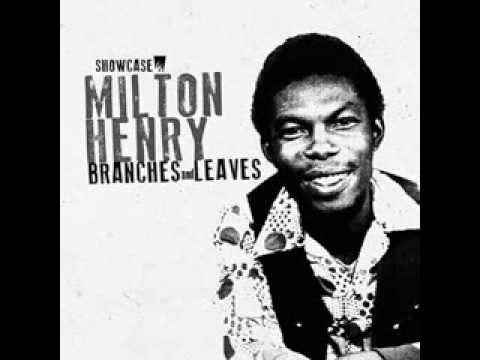 Milton Henry – Crisis + Dub
