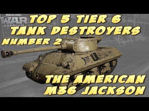 wot hellcat vs jackson