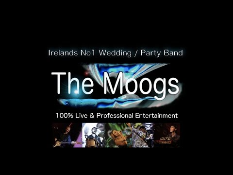Irelands No1 Event / Party Band – The Moogs