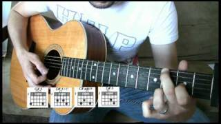 """""""Better With You"""" Guitar Lesson by Five Times August"""