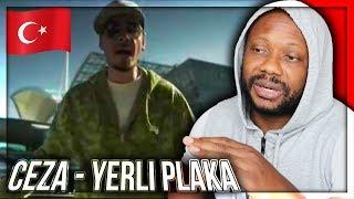 Ceza-Yerli Plaka TURKISH RAP MUSIC REACTION!!!
