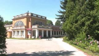 preview picture of video 'www.kurort24.pl - Solec-Zdrój - Uzdrowiska Świętokrzyskie'
