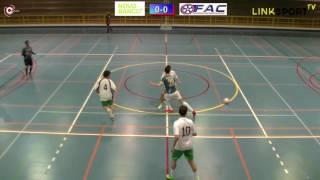 II Corporate Futsal League NOVOBANCO Vs FAC JANTES 2-1 (4ª Divisão 7ª Jornada) Completo