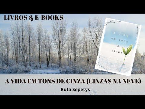 A VIDA EM TONS DE CINZA, de Ruta Sepetys
