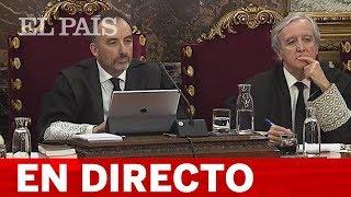 DIRECTO JUICIO DEL PROCÉS   Continúa La Declaración De Los Testigos