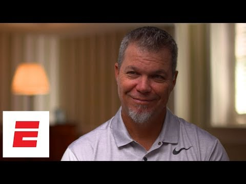 [FULL] Chipper Jones interview on entering Baseball Hall of Fame | ESPN