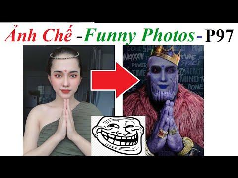 💥Ảnh Chế Thanos 😂 Top Comment Ảnh Chế (P 97), Photoshop Troll