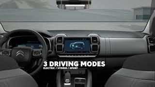 SUV C5 Aircross Hybrid Trailer