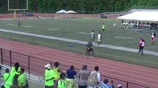 14yr Boys Georgia Stars 3:50.25s 4x400m Heat 1 Mark Trail Invitational 2016