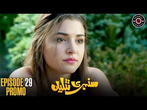 Sunehri Titliyan   Episode 29 Promo   Turkish Drama   Hande Ercel   Best Pakistani Dramas