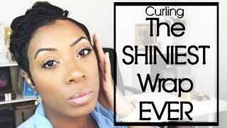 How To Create Finger Waves On Short Relaxed Hair Kaye Wright