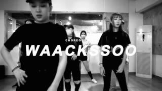 JFK@GO BACK HOME | CHOREOGRAPHY by WAACKSSOO(최희수)