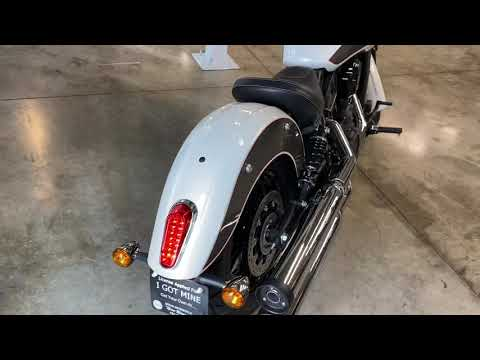 2020 Indian Scout® Sixty ABS in Muskego, Wisconsin - Video 1