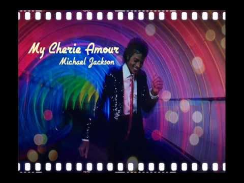 Michael Jackson (Jean Walker) - My Cherie Amour